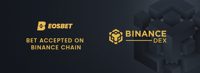 EOSBet / Binance