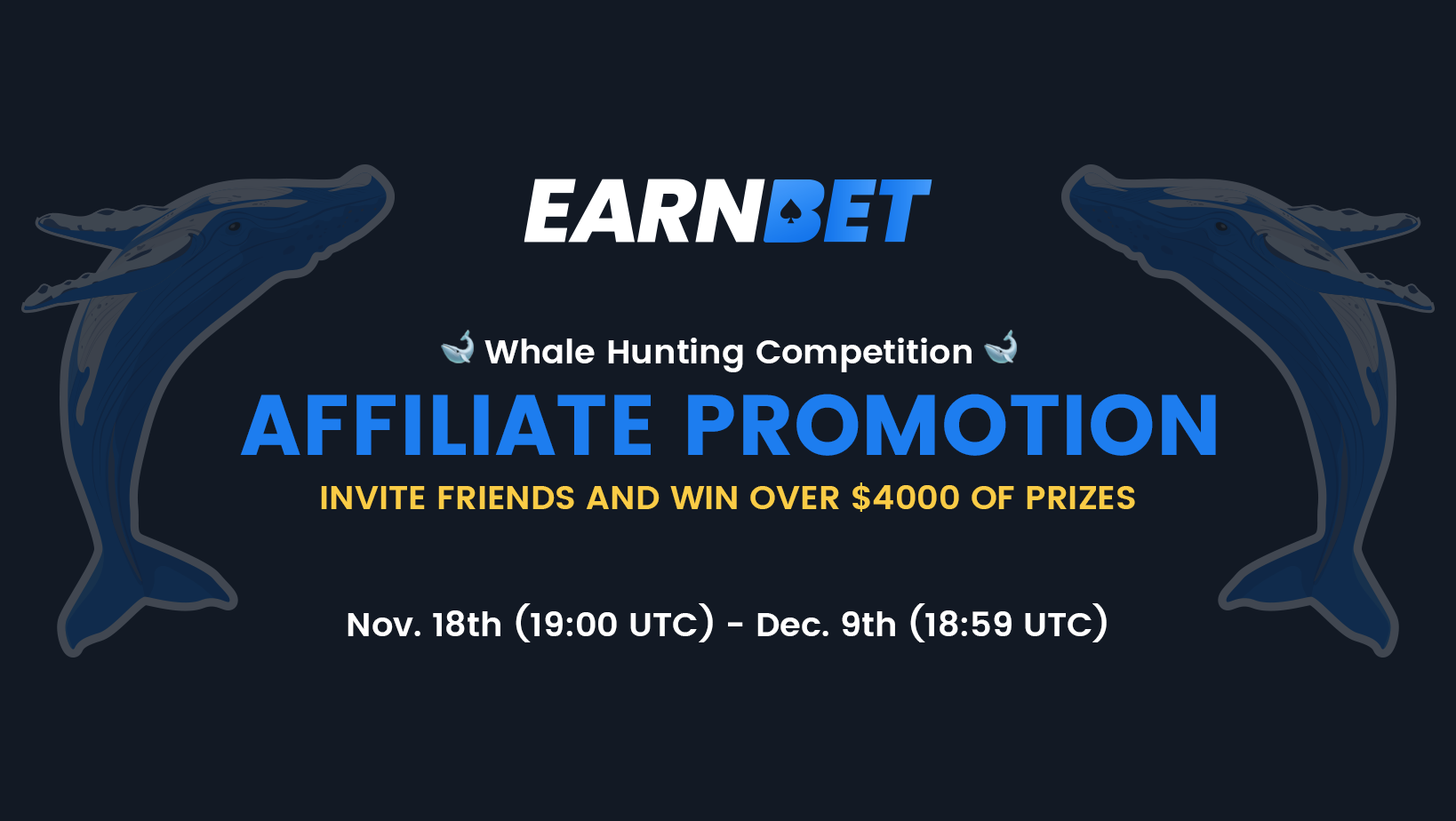 EarnBet Affiliate Promotion