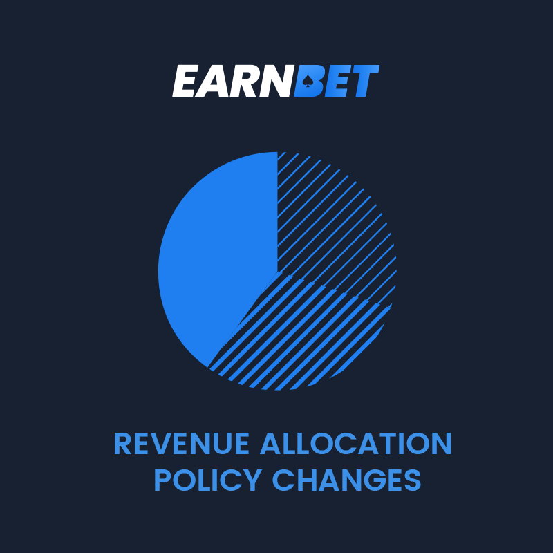 Revenue Allocation Policy Changes