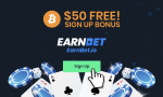 $50 FREE Bitcoin Sign Up Bonus