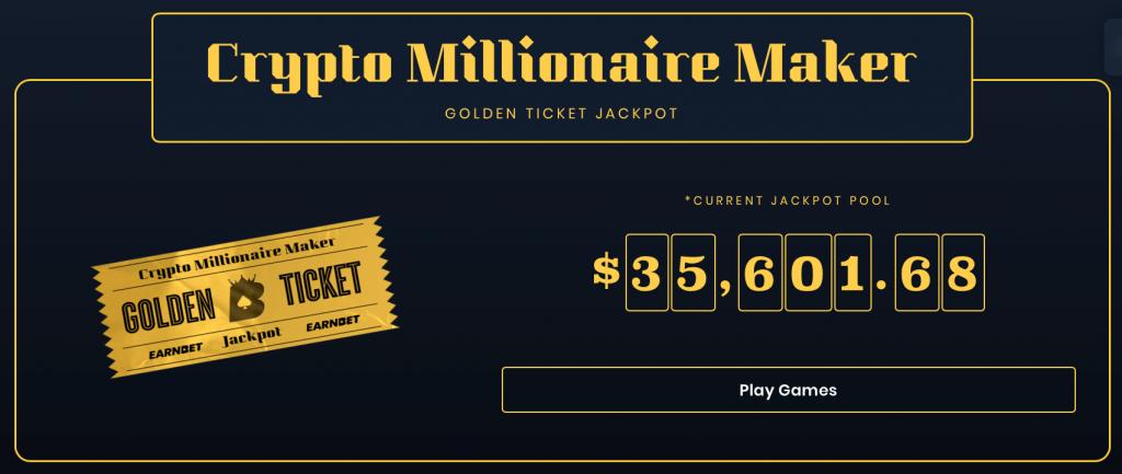 EarnBet Jackpot