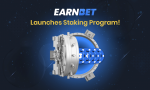 EarnBet Releases BET Staking