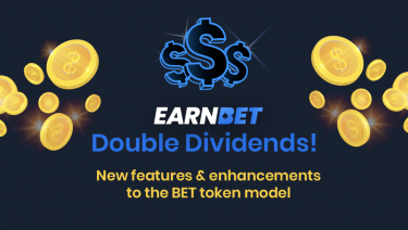 EarnBet Double Dividends