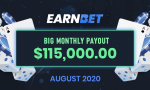EarnBet's First Dividend Payday!