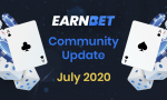 EarnBet Community Update – July 22, 2020