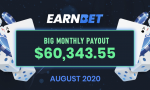 Big Monthly Payout – August 2020