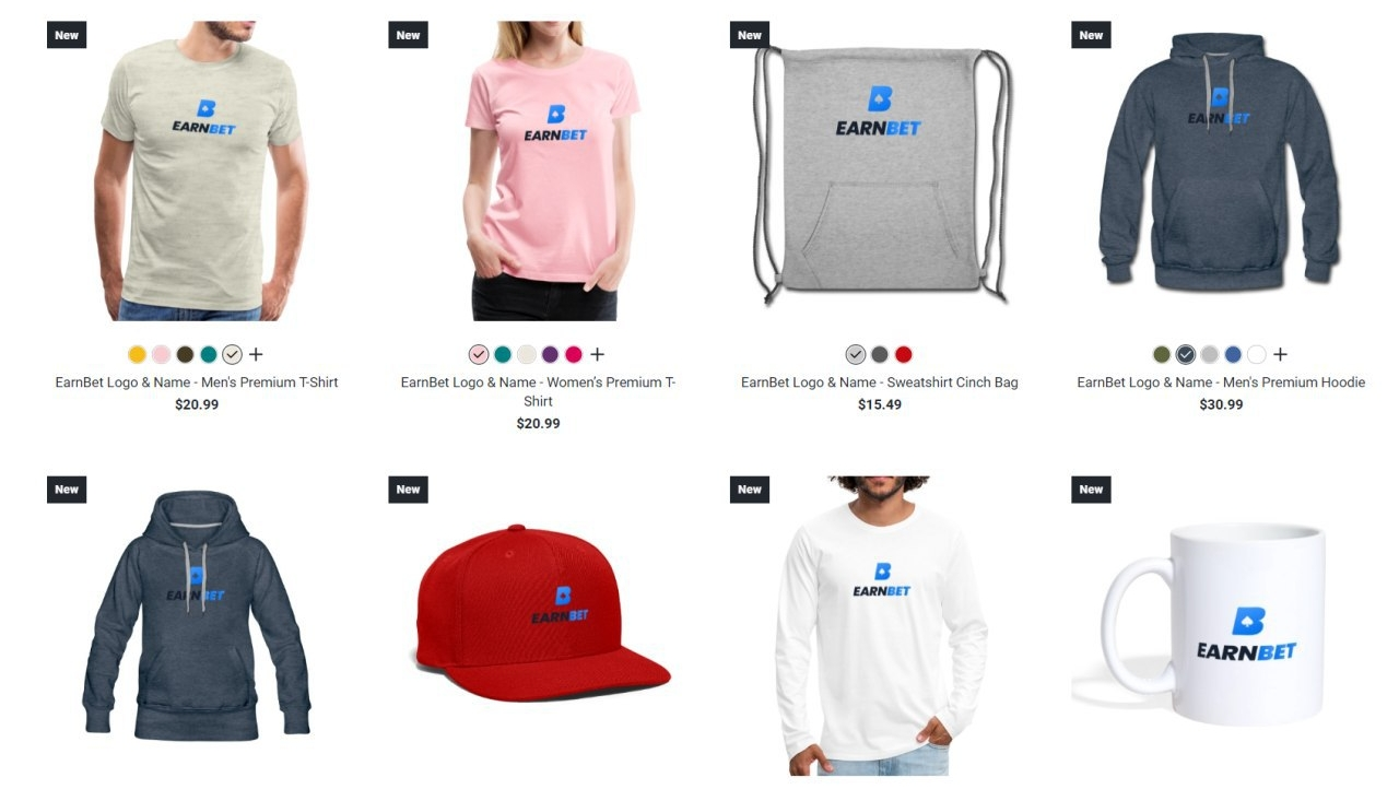 Weekly Merch Giveaway