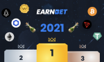 EarnBet Launches 'Welcome to 2021' Promotion!