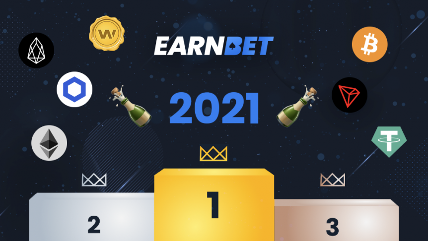 EarnBet 2021 Promotion