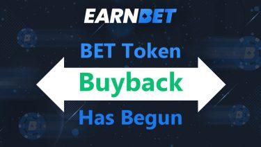 BET Token Buyback