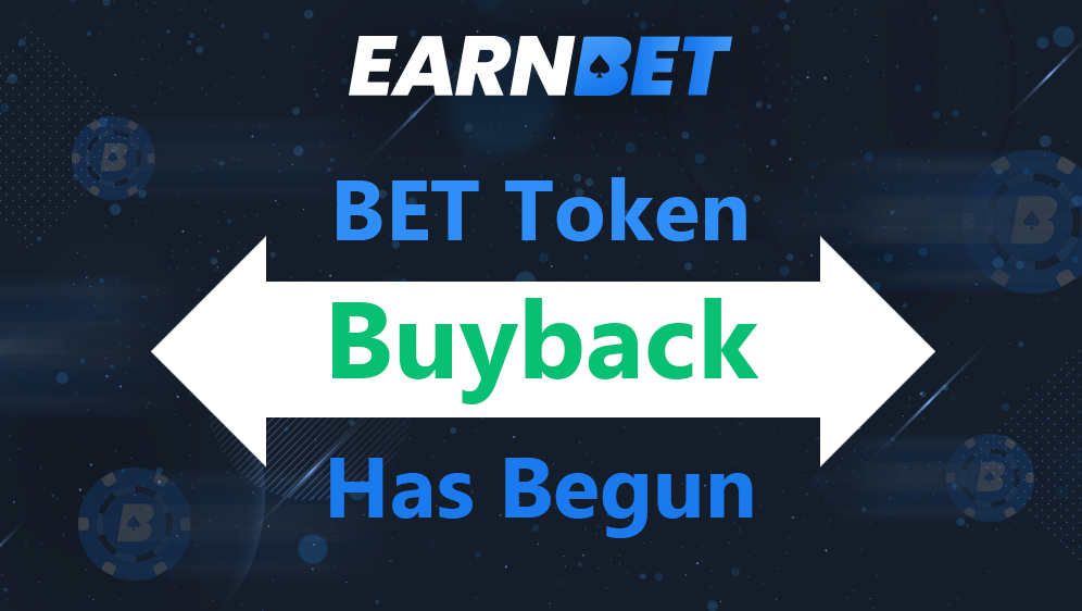 The BET Token Buyback Has Begun!