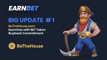 EarnBet Big Update 1